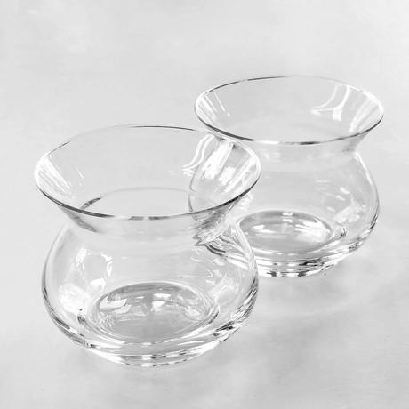 The Neat Glass // Artisan // Set of 2