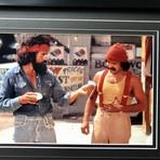Up In Smoke // Cheech & Chong's 1964 Impala // Replica License Plate Display