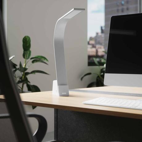 LUX Brooklyn AC Task Lamp with Vacancy Sensor