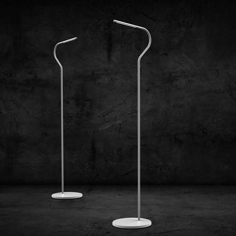LUX Toronto Floor Light (Black)