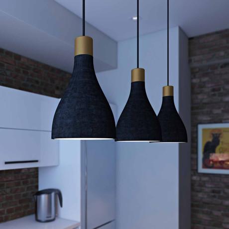 LUX La Brea Pendant Light
