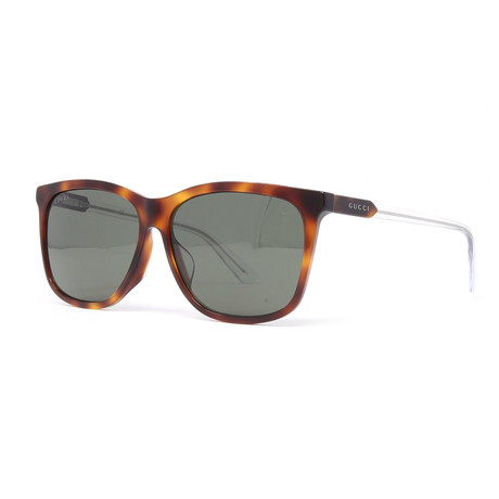 Men's GG0495SA Sunglasses // Havana