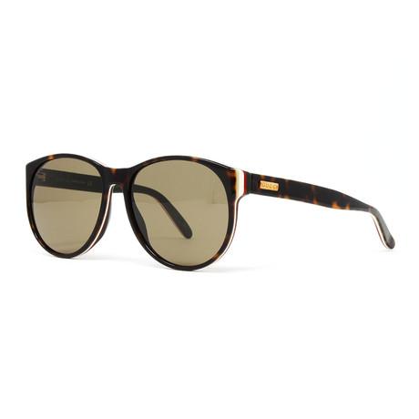 Men's GG0271S Sunglasses // Havana