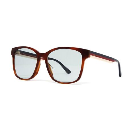 Men's GG0417SK Sunglasses // Havana + Multi