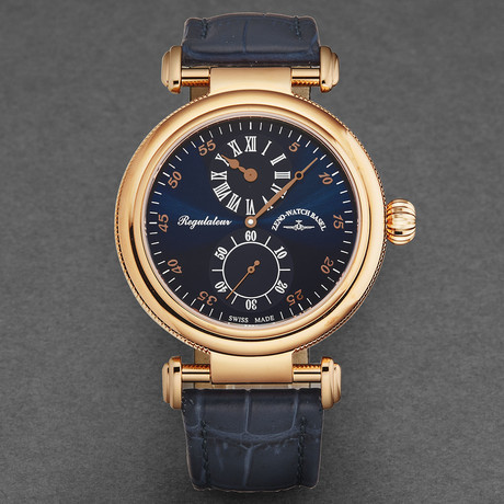 Zeno Jaquet Regulator Limited Edition Automatic // 1781F-PGR-H4