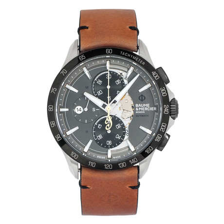Baume & Mercier Clifton Club Automatic // M0A10402 // Store Display