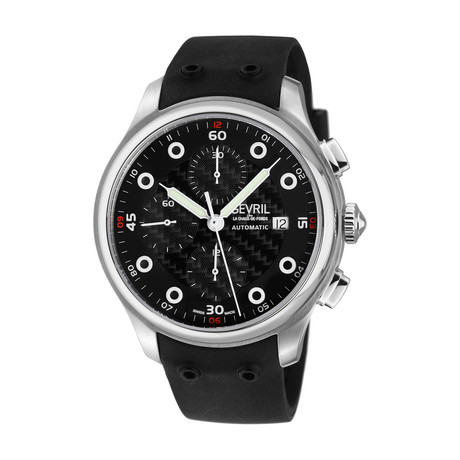 Gevril Canal St Chronograph Swiss Automatic // 46102