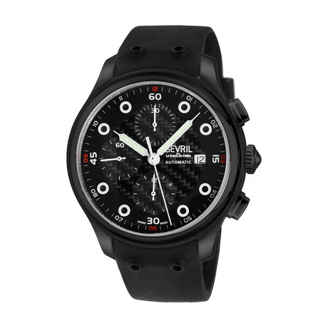 Gevril Canal St Chronograph Swiss Automatic // 46104
