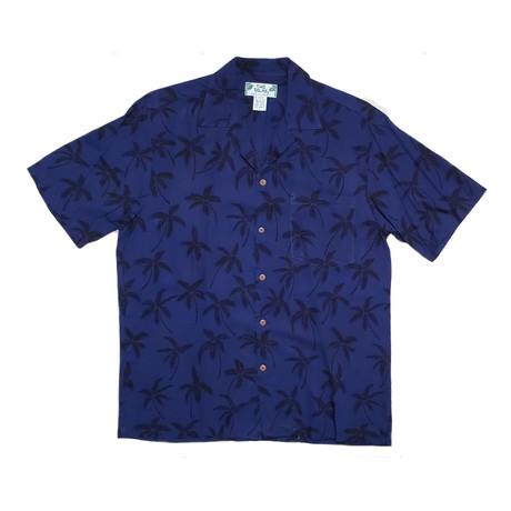 Waikiki Shirt // Blue (Small)