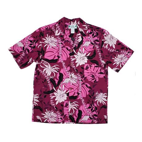 Makapuu Shirt // Purple (Small)