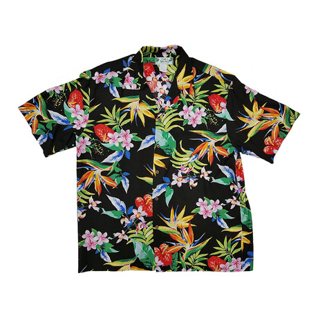 Passion Paradise Shirt // Black (Small)