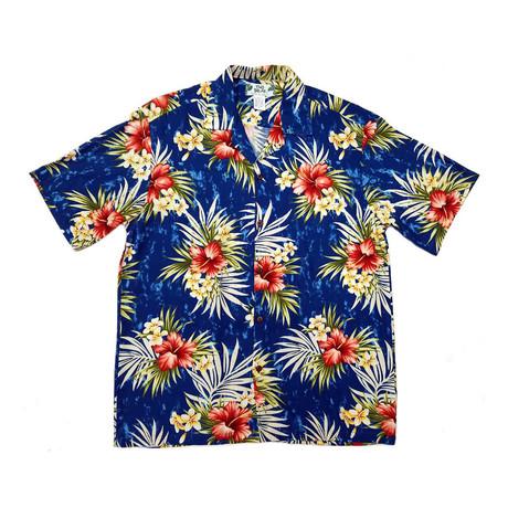 Weilana Shirt // Blue (Small)