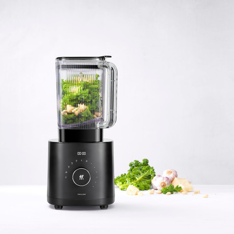 Enfinigy Power Blender (Matte Silver)