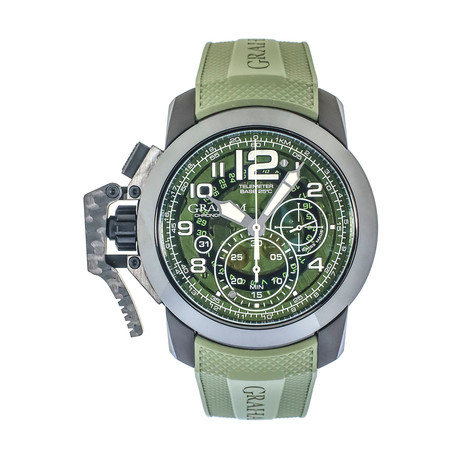 Graham Chronofighter Oversize Automatic // 2CCAU.G03A R // Store Display