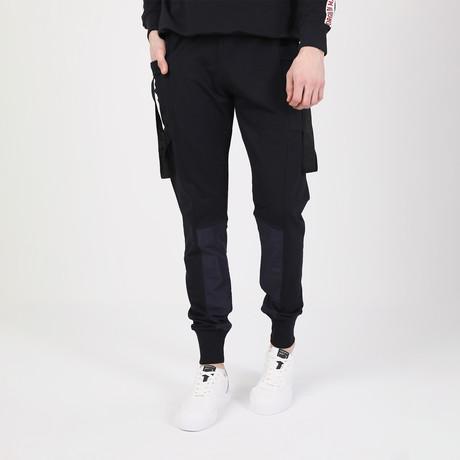 Buckeye Jogger Pants // Navy (XS)