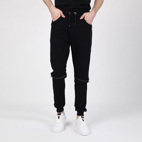 Tempe Jogger Pants // Navy (XS)
