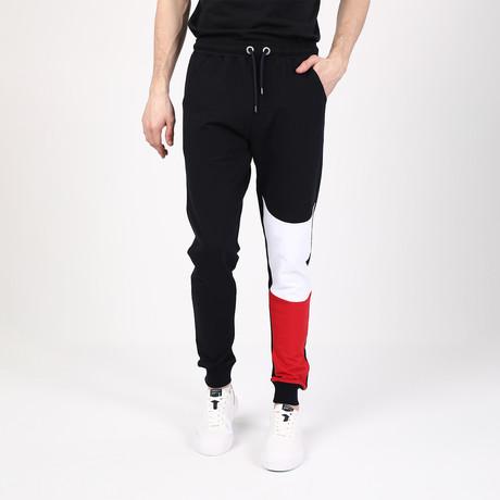Bullhead Jogger Pants // Navy (XS)