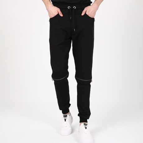 Flagstaff Jogger Pants // Black (XS)