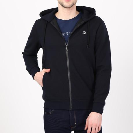 Denali Sweatshirt // Navy (XS)