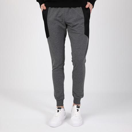 Portland Jogger Pants // Anthracite (XS)