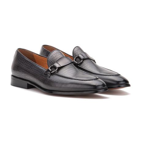 Boris Dress Shoe // Black (US: 7)
