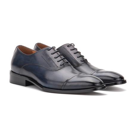 Pence Dress Shoe // Navy (US: 7)