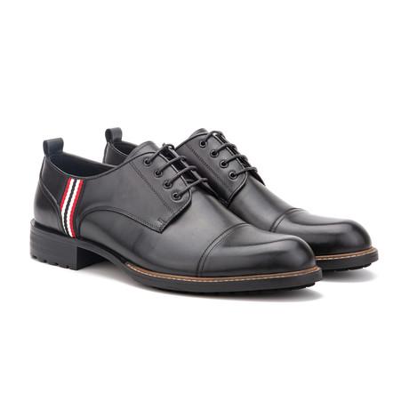 Velmont Dress Shoe // Black (US: 7)
