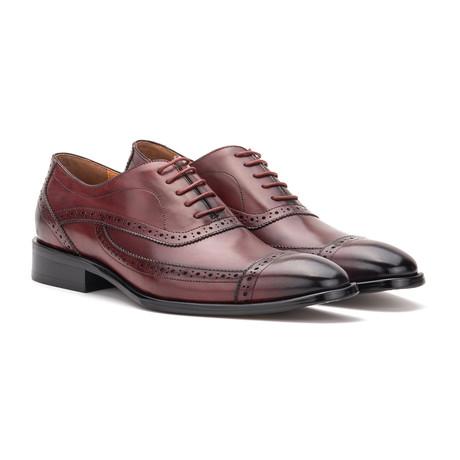 Howard Dress Shoe // Burgundy (US: 7)