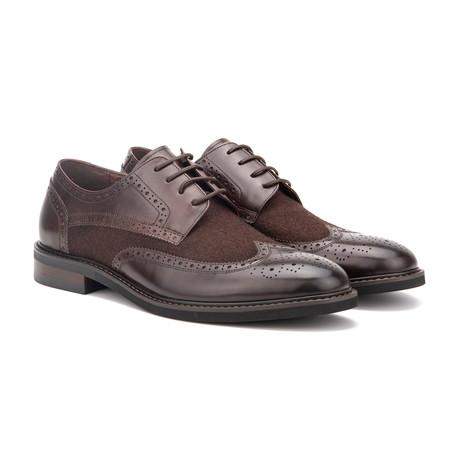 Bistro Dress Shoe // Brown (US: 7)