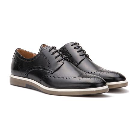 Holt Dress Shoe // Black (US: 7)