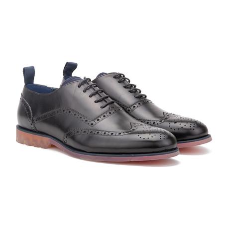 Topher Dress Shoe // Black (US: 7)