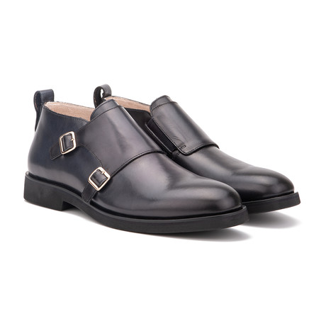 Matron Dress Shoe // Navy (US: 7)