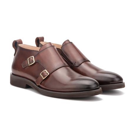 Matron Dress Shoe // Brown (US: 7)