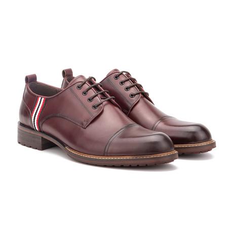 Velmont Dress Shoe // Burgundy (US: 7)