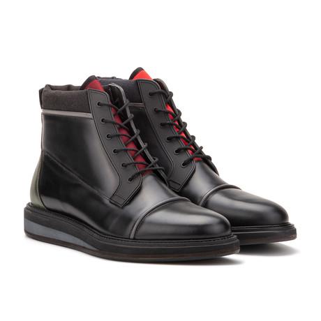 Garnet Boot // Black (US: 7)