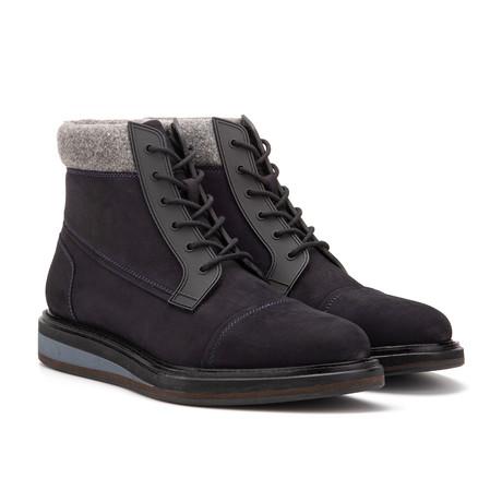 Stone Boot // Dark Navy (US: 7)