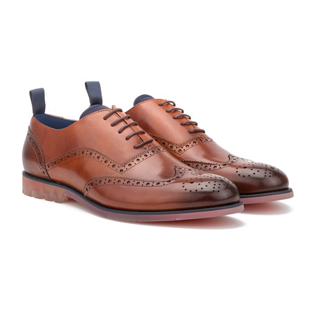Topher Dress Shoe // Tan (US: 7)