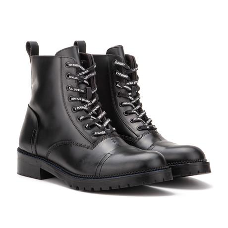 Onyx Boot // Black (US: 7)