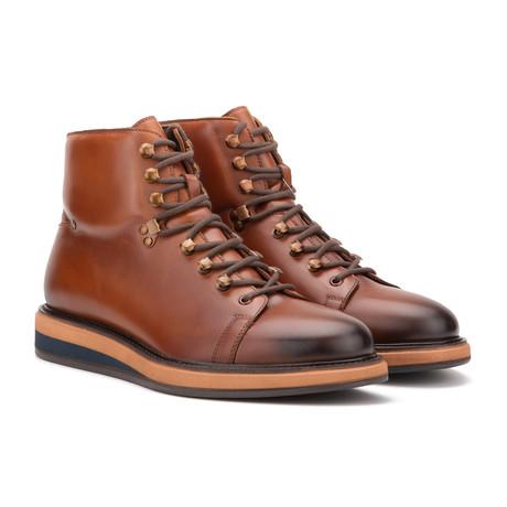Talon Boot // Cognac (US: 7)