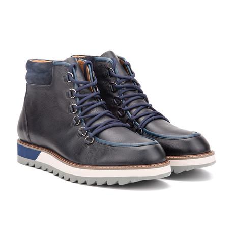 Gunther Boot // Navy (US: 7)
