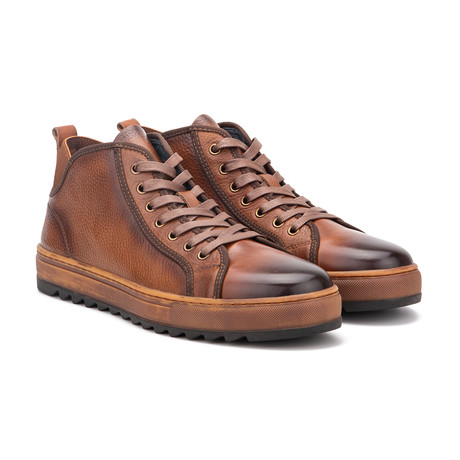 Newman Sneaker // Tan (US: 7)