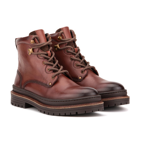 Orian Boot // Dark Tan (US: 7)