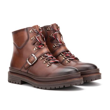 Autumn Boot // Dark Tan (US: 7)