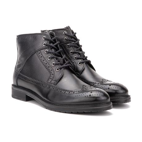 Digiorno Boot // Black (US: 7)