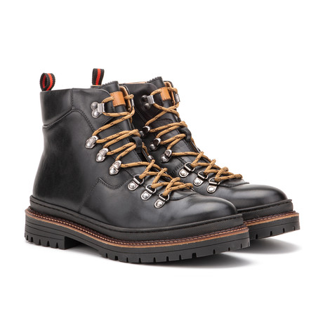 Tiger Boot // Black (US: 7)
