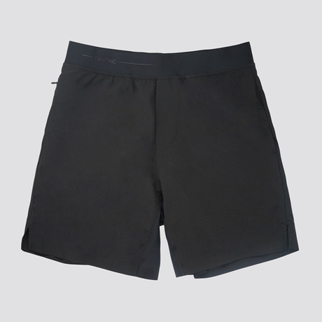 "Hi-Flex™ Training Shorts 7"" Unlined // Black (Extra Small)"