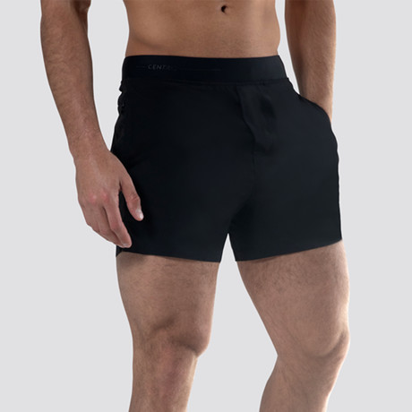 "Hi-Flex™ Training Shorts 5"" Unlined // Black (Extra Small)"