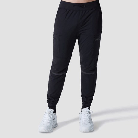 CoreFit™ Training Joggers // Black (Extra Small)