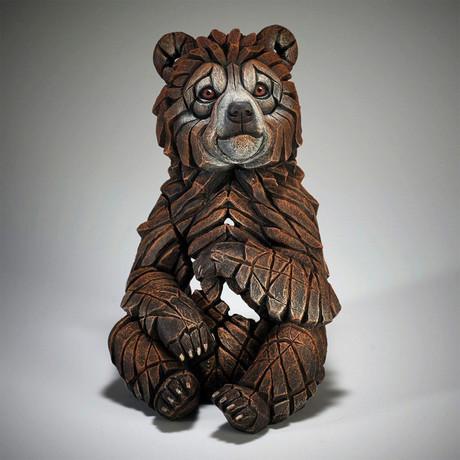 Bear Cub Figure