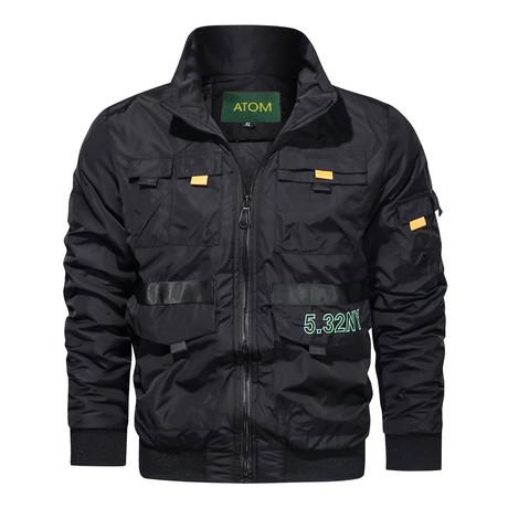 Jenkins Jacket // Black (M)